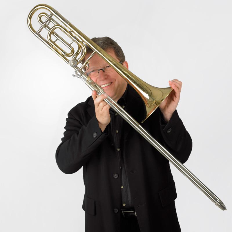 Martin Stöckel, Posaune