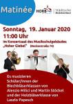 2020-01-19 - Matinée der Städtischen Musikschule Horb am Neckar