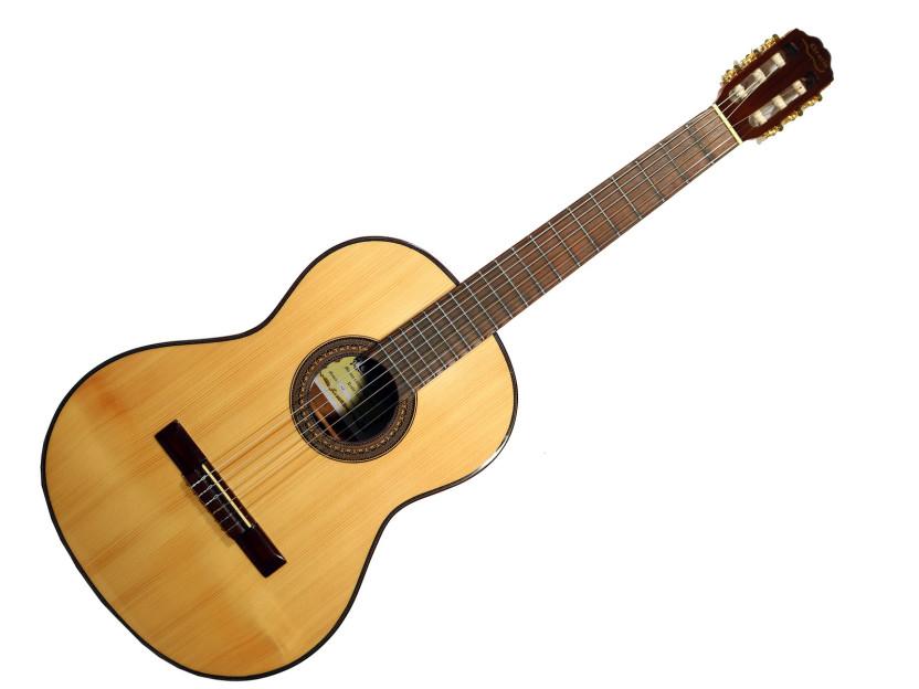 Konzert-Gitarre