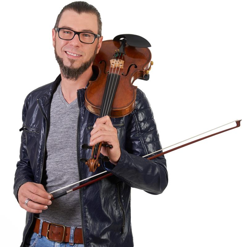 Johannes Krampen, Violine