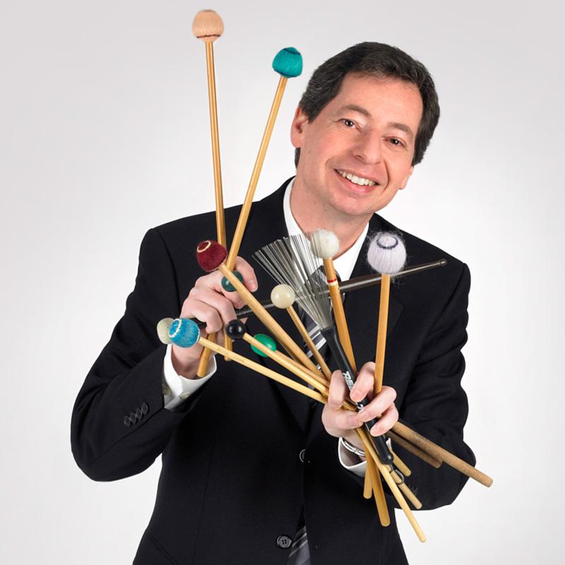 Bernd Haid, Percussion