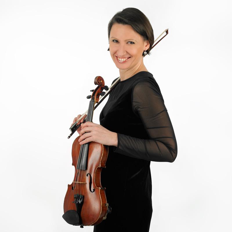 Larissa Dolgova, Geige