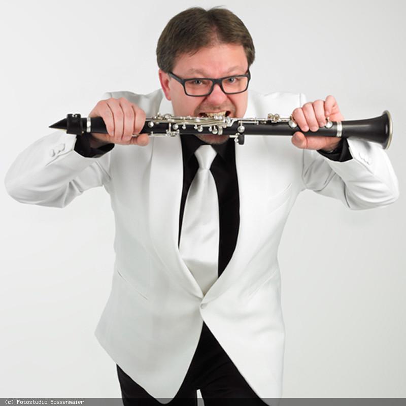 Laszlo Papesch, Klarinette und Saxophon