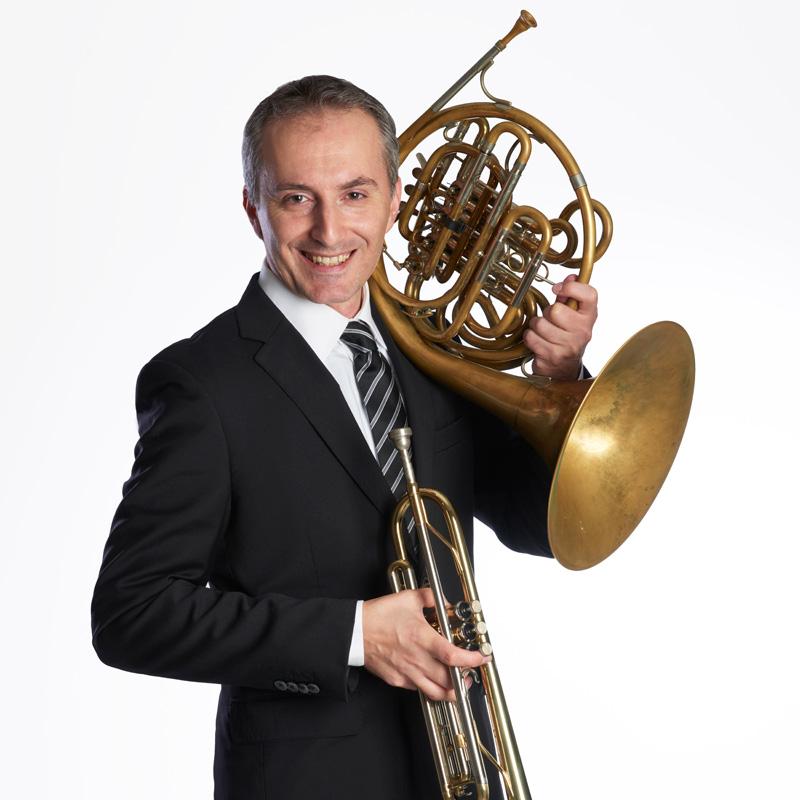 Alessio Milici, Horn