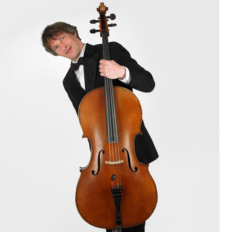 Wolfgang Reichert, Violoncello