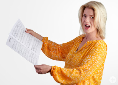 Gwendolyn Phear, Gesangslehrerin an der Musikschule Horb