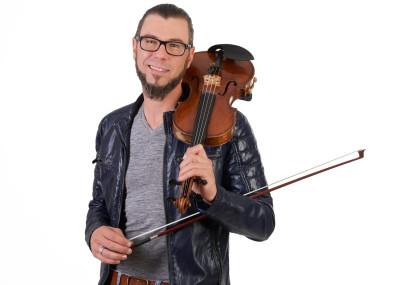Johannes Krampen, Geige