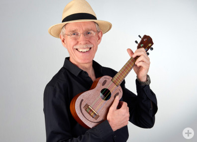Christoph Schmitz, Ukulele-Lehrer