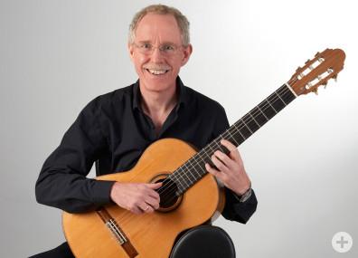 Christoph Schmitz, Gitarrenlehrer an der Musikschule Horb
