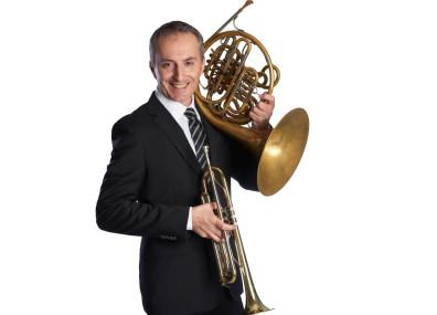 Allessio Milici, Horn und Trompete