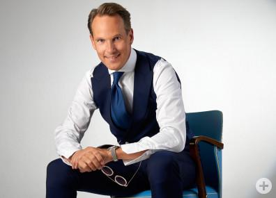 Sven Gnass, Leiter der Städtischen Musikschule / Städtischer Musikdirektor