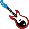 Instrumenten-Icon Bass