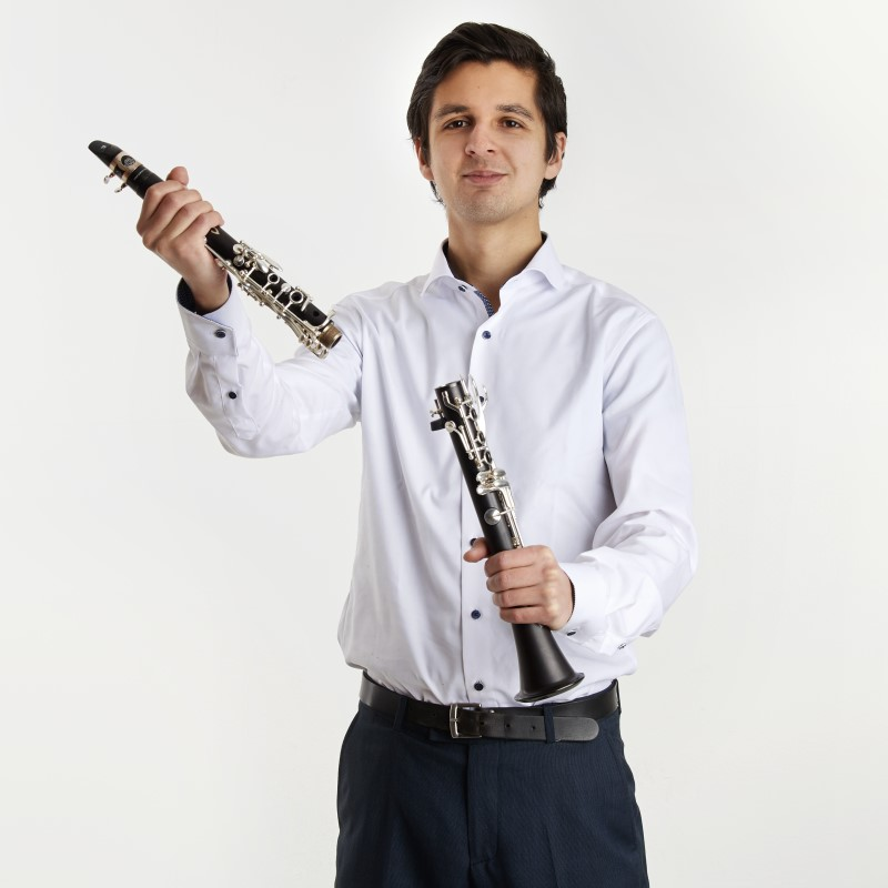 Konstantin Suhhovski, Klarinette & Saxofon