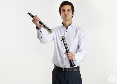 Konstantin Suhhovski, Klarinetten & Saxophonlehrer an der Musikschule Horb