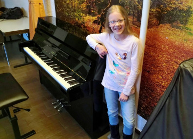 Jana Herbers, Klavier - Regionalwettbewerb Jugend Musiziert 2020 - 2. Preis