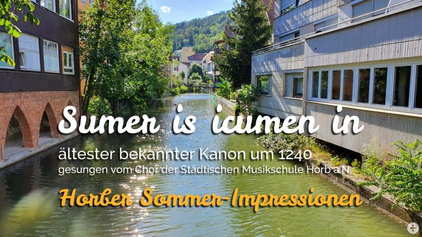 Horber-Sommer-Impressionen