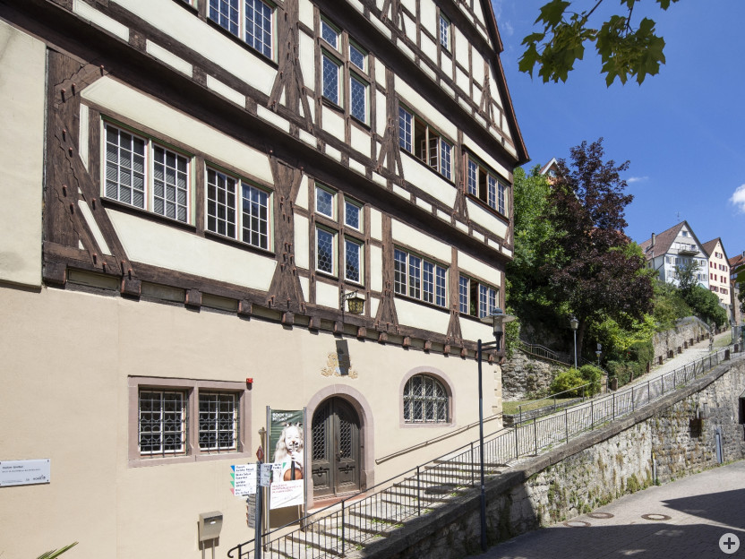 """Hoher Giebel"" Musikschulgebäude"