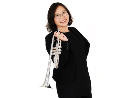 Chen-Lun Huang, Lehrerin für Blechblasinstrumente an der Musikschule Horb
