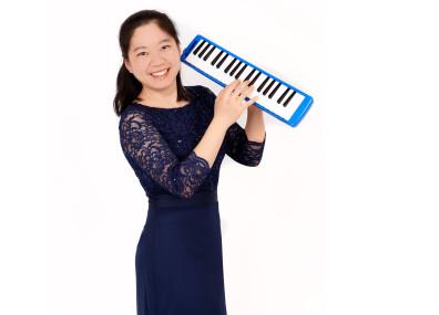 Yinong Wang, Klavierlehrerin an der Musikschule Horb